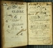 A well used copy of John Mair's Brief survey of the terraqueous globe (Edinburgh, 1762).